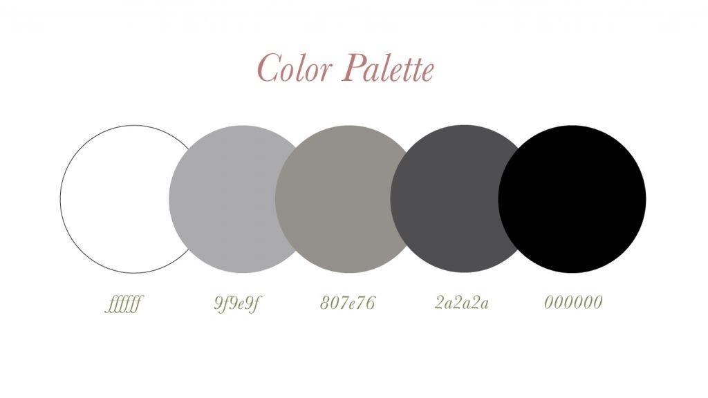 NS hotels color palette